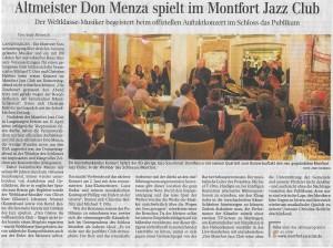 Schwäbische Zeitung vom 6.5.2016