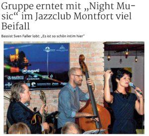 Schwäbische Zeitung 2. November 2017
