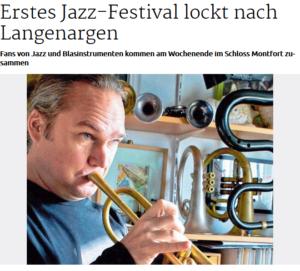 Schwäbische Zeitung 15.11.2017